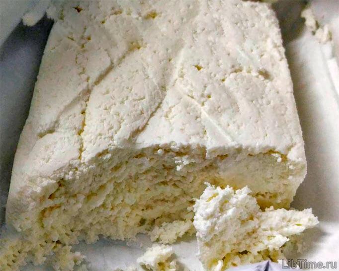 Виробництво сиру