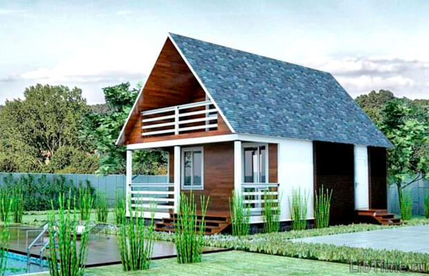 Садовий будинок
