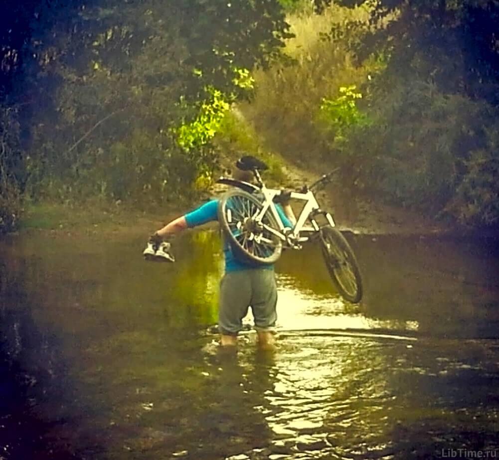 Преодоление водных препятствий