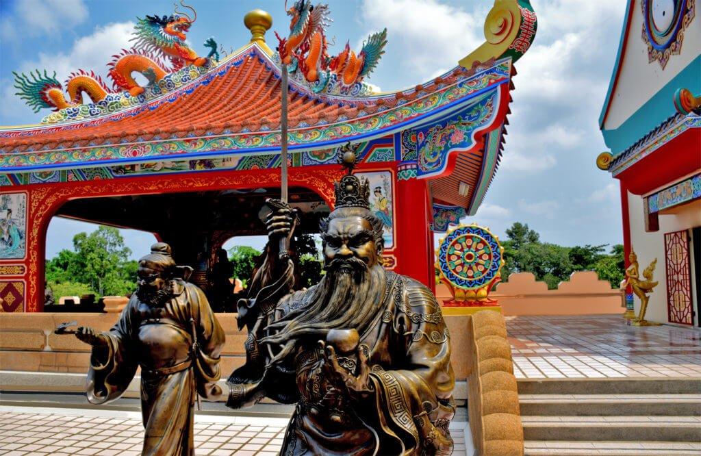 Китай 17-18 века