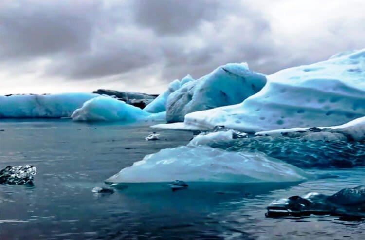 Балтийское море — родное дитя великого ледника