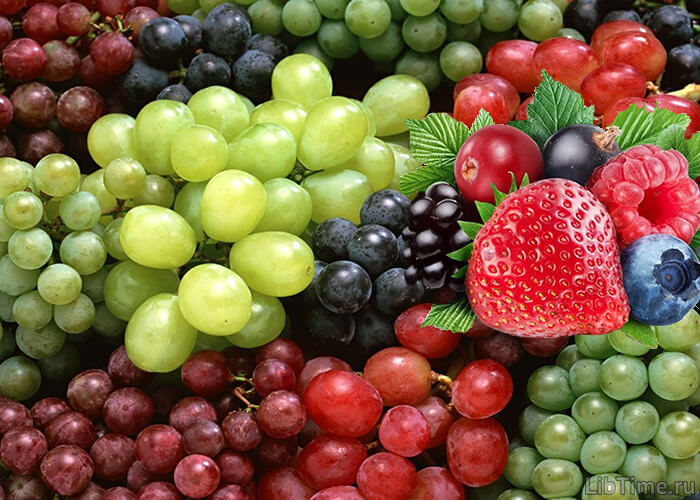 Соки фруктов обладают антибактериальными свойствами
