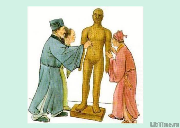 Иглоукалывание в китайской медицине. Чженьцютерапия