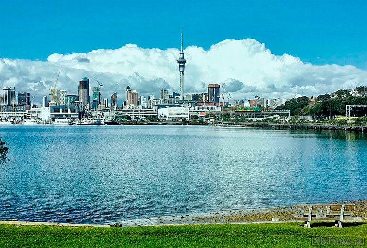 Новая Зеландия
