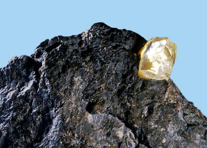 Алмаз, графит, уголь