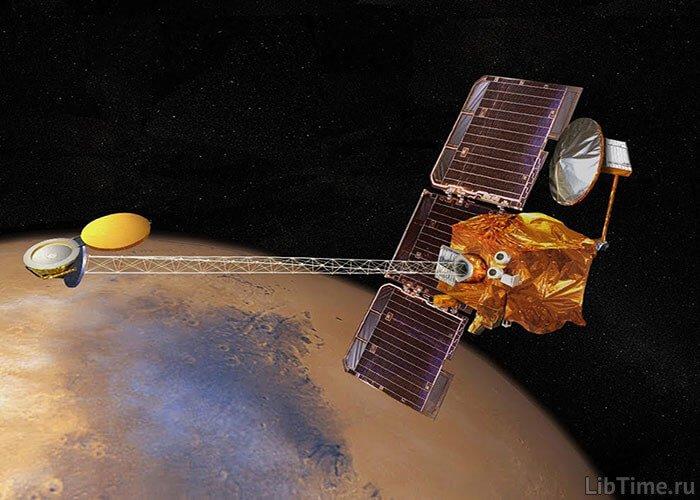Межпланетная космическая станция
