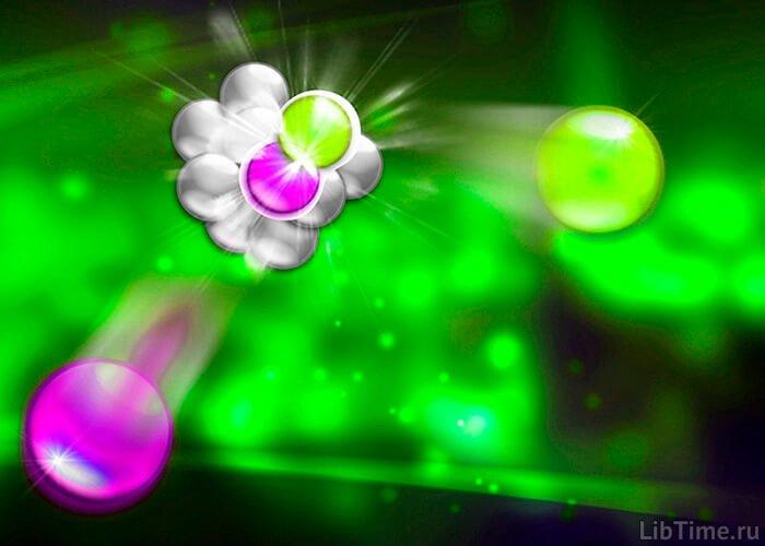 Соединение, меченое изотопом, вводят в растение