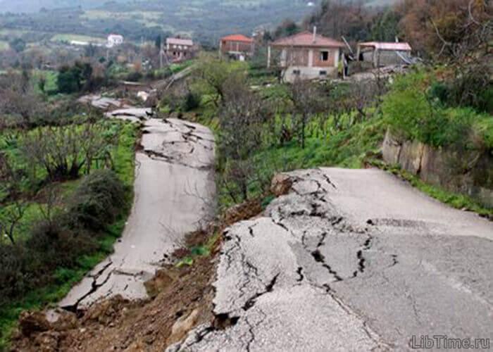 Карпатское землетрясение