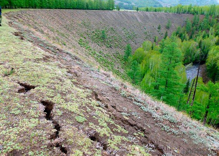 Какие землетрясения изменили лик Земли