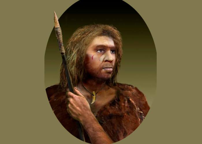 Древний кроманьонец