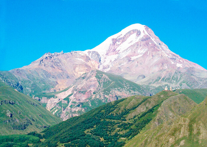 Вулкан Казбек