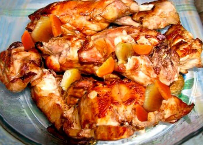 Блюда из зайчатины