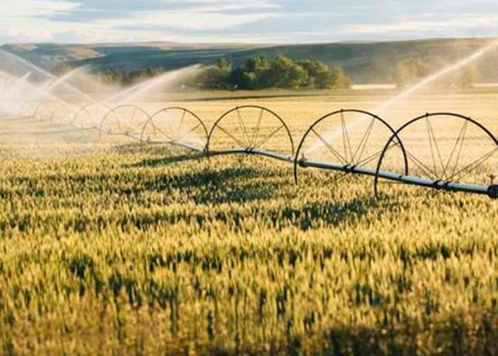 Орошение сельскохозяйственных культур