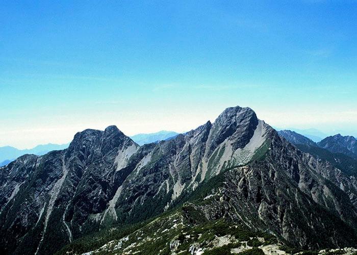Складчатые горы